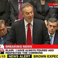Tony Blair's final PMQs