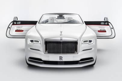Rolls Royce Fashion Car British Gq