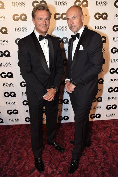 Stephen Born and Dylan Jones