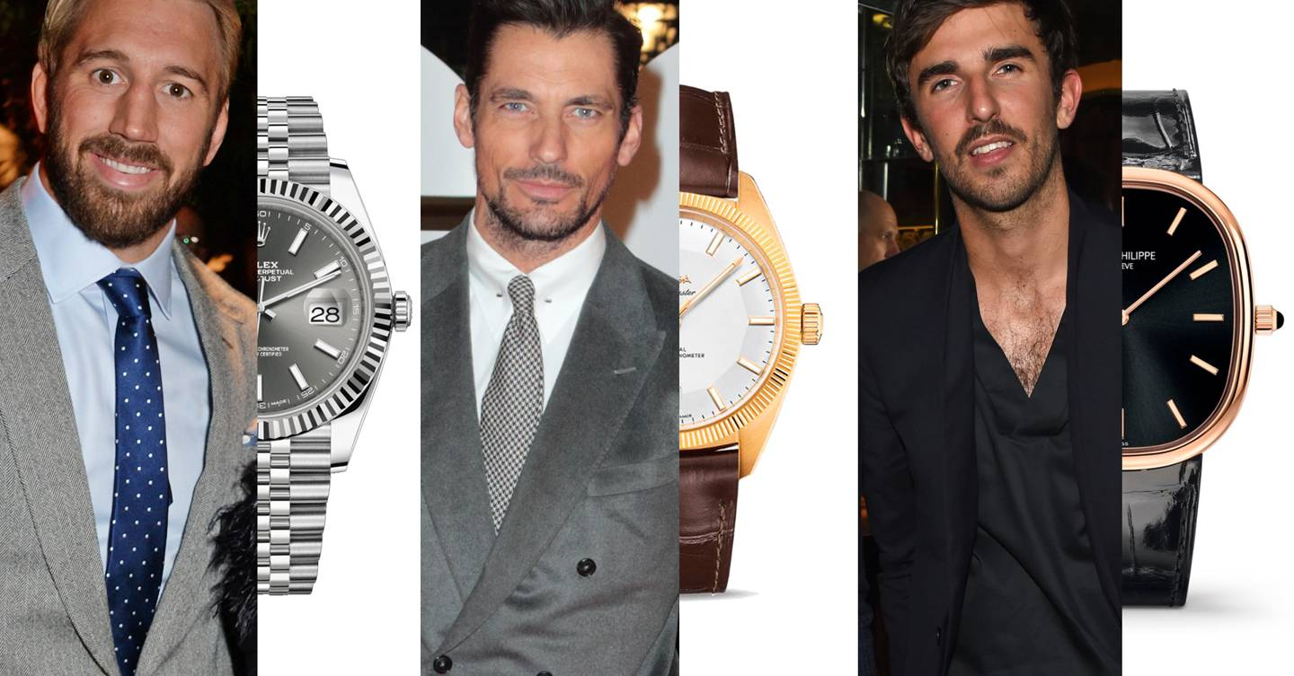 Best male watches in fashion - Stylish men pick their favourites