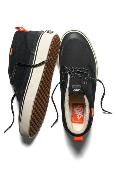 Chukka MTE sneakers by Vans x Finisterre