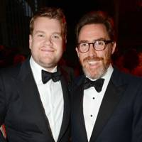 James Corden and Rob Brydon