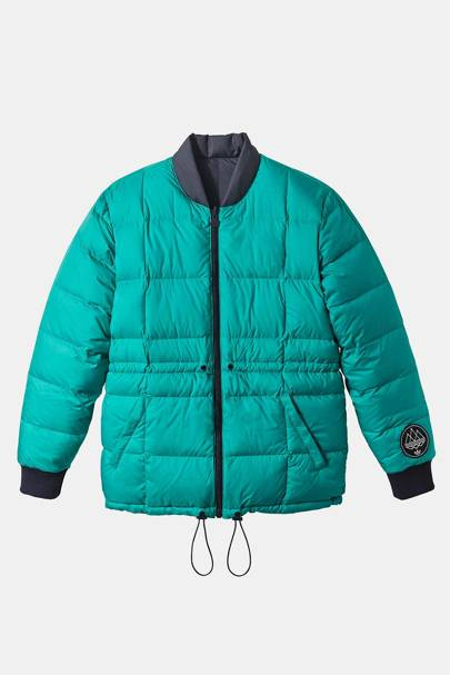 Carnforth Reversible Puffer Jacket