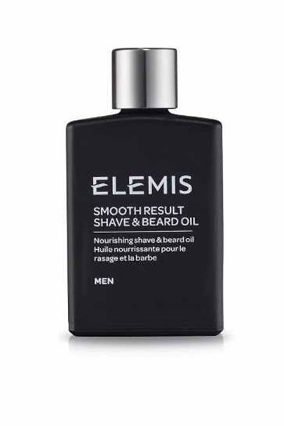 Smooth Result Shave & Beard Oil by Elemis