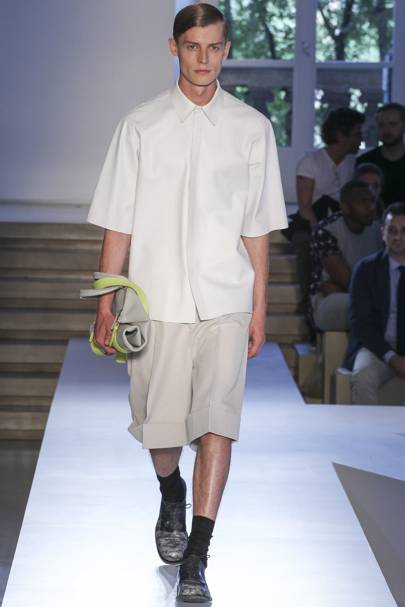 A lighter shade of grey - Jil Sander