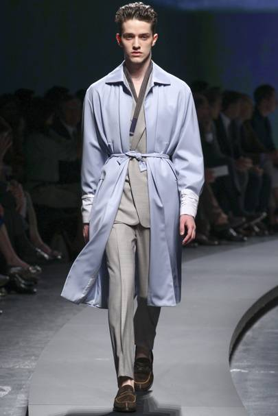 Long coat summer - Ermenegildo Zegna