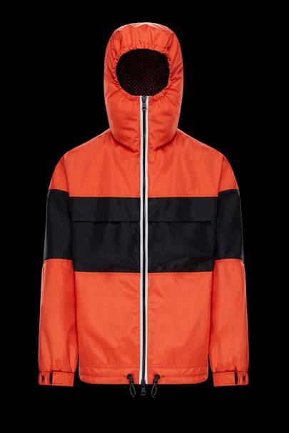 Thiou jacket by Moncler