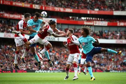 Arsenal vs AFC Bournemouth