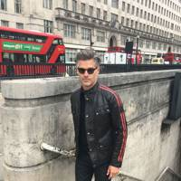 Monday: Eric Rutherford