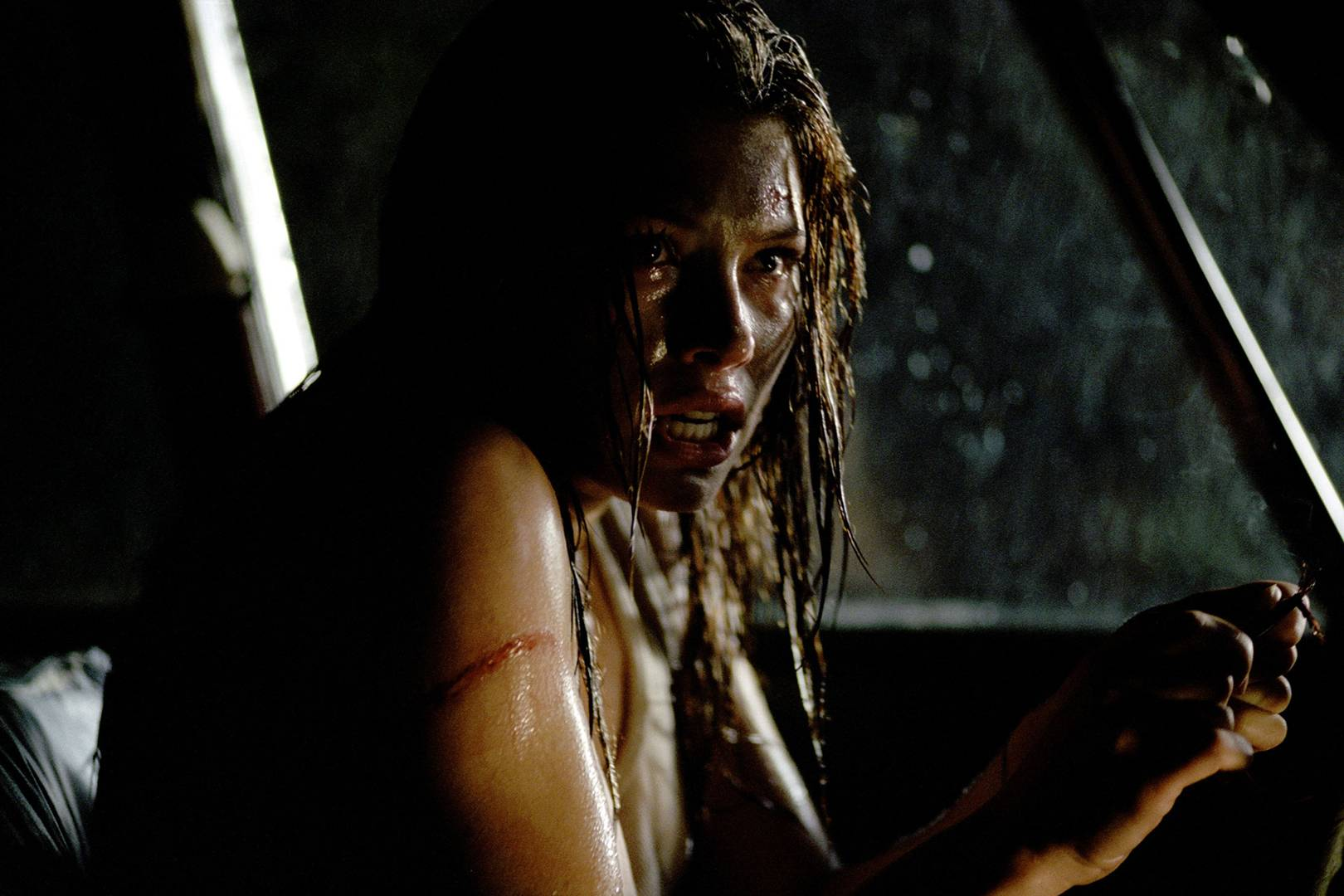 best horror films on netflix uk 2018 british gq