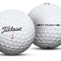 Tour Soft golf balls by Titleist