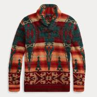 Southwestern Shawl Jumper by Polo Ralph Lauren