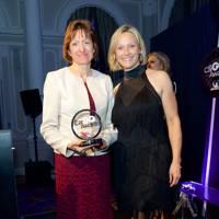 Alison Jones and Vicki Butler-Henderson