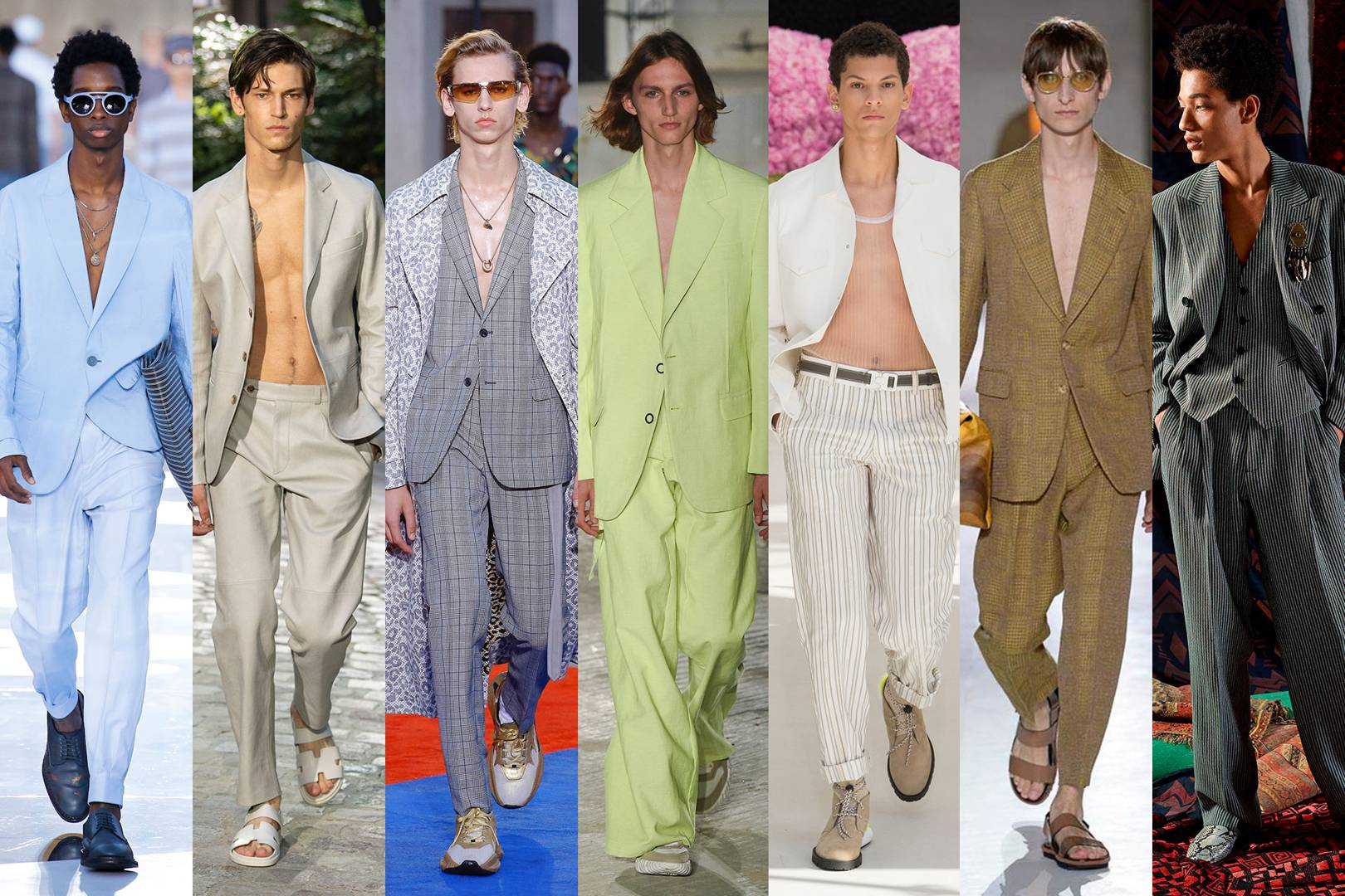 Watch 18 Pieces From Men's Fashion Week That'll Look Better onYou video