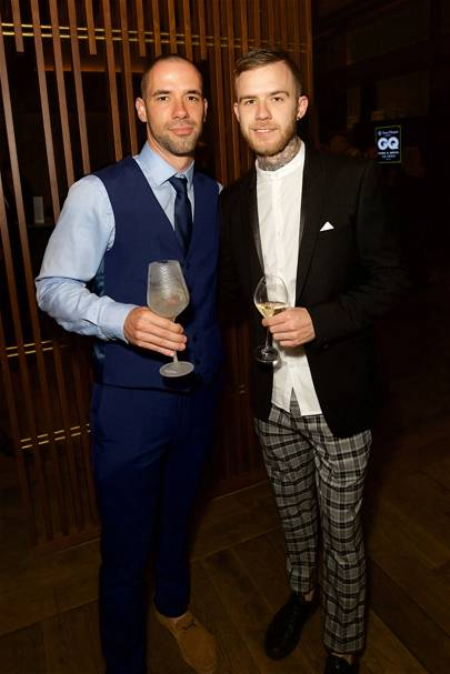 1b6e4cae69f474 GQ Food & Drink Awards 2019 guests: see all the photos | British GQ