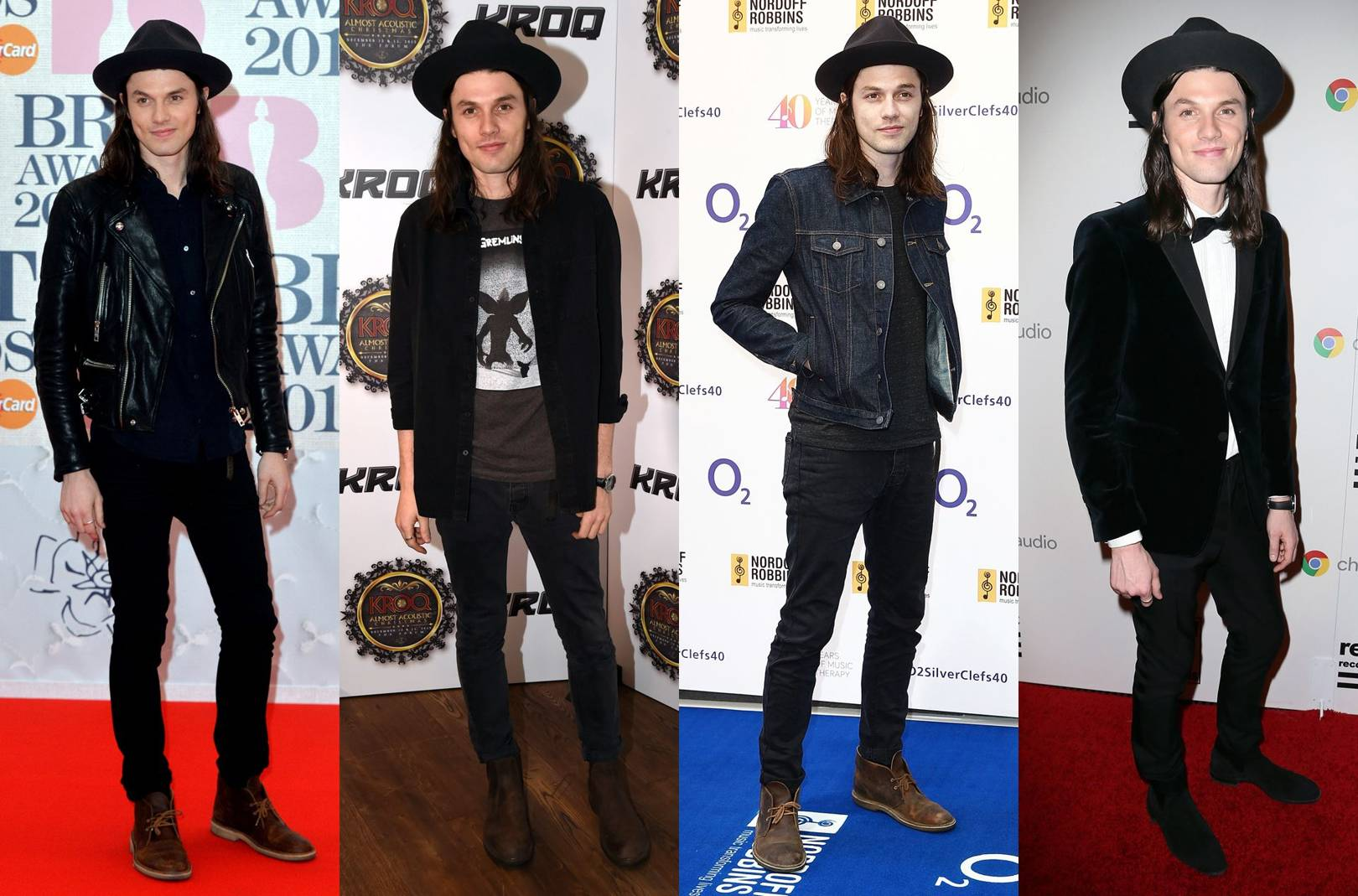 05508011c3 Three ways to steal James Bay s rockstar style
