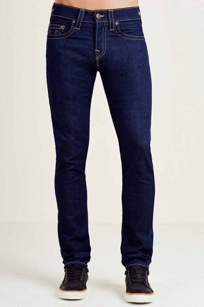 True Religion 'Rocco' skinny-fit jeans