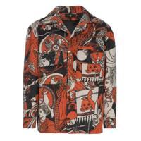 Jacquard Jacket by Edward Crutchley