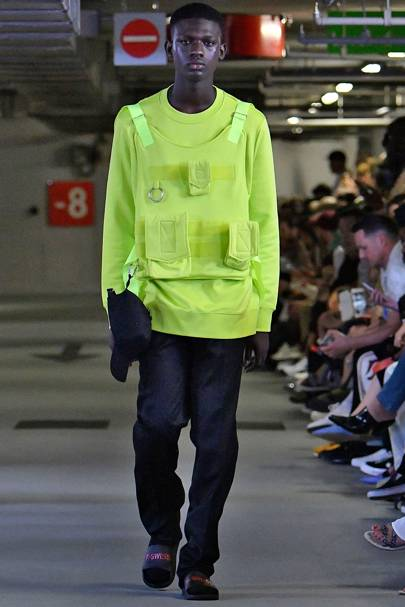Image result for men's utility vest trend spring 2019