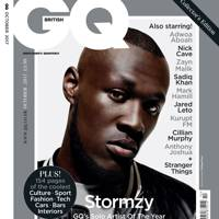 Solo Artist Of The Year: Stormzy
