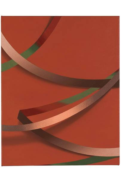 9) Tomma Abts at Serpentine Sackler Gallery