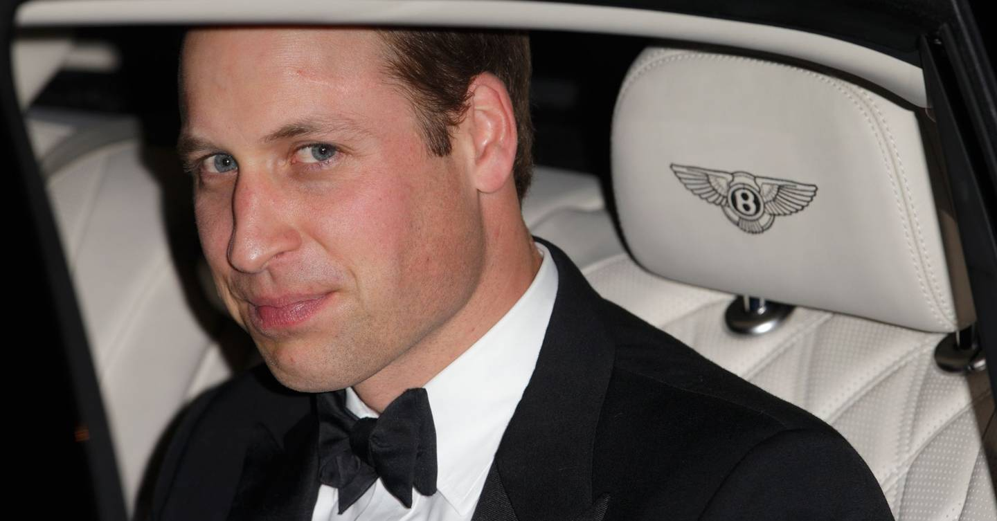 Prince William's Classic Style In Pictures