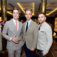 James Millard, Paul McGregor & Daniel Rhone