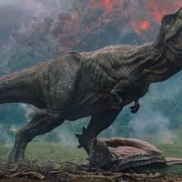 Jurassic World: Fallen Kingdom – in UK cinemas on 6 June