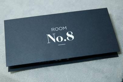 Ritz Carlton Presents Room 8 invitation