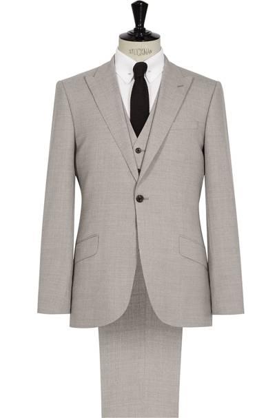 Reiss 'Jones' wool suit