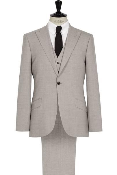 Reiss 'Jones' wool suit