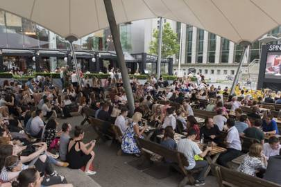 Spinningfields' Summer Screenings at The Oast House