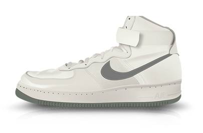 2. Nike Air Force 1
