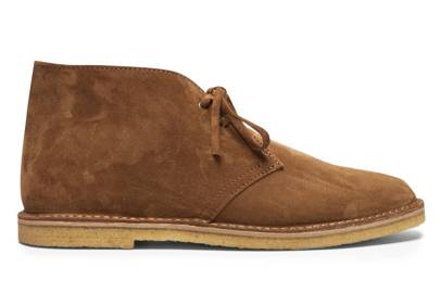 3. The desert boots