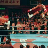 Lennox Lewis vs Oliver McCall, 1994