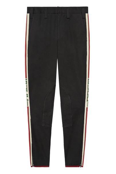 Gabardine sweatpants by Gucci