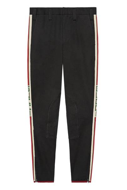 Gabardine sweatpants by Gucci
