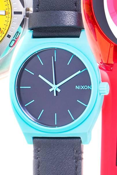Time Teller by Nixon