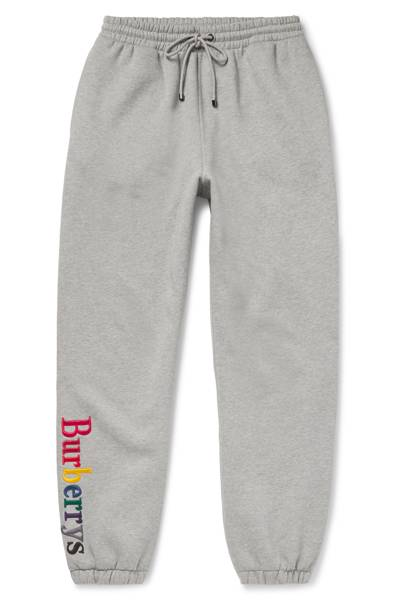 4. Sweat pants by Burberry
