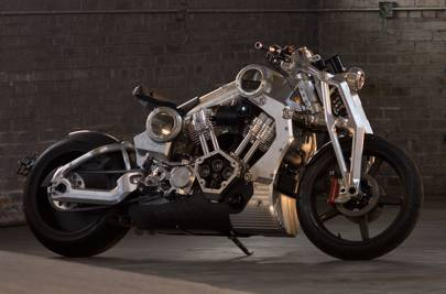 CONFEDERATE MOTORCYCLES - G2 P51 COMBAT FIGHTER