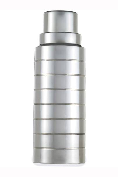 Montgomery cocktail shaker by Ralph Lauren