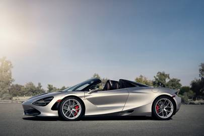 The Mclaren 720s Spider Is This Summer S Multimillionaire Must Have