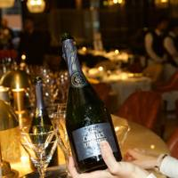 Charles Heidsieck champagne reception
