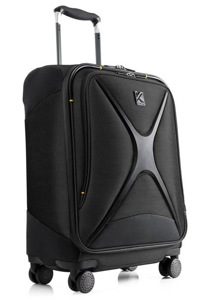 Kevlar luggage