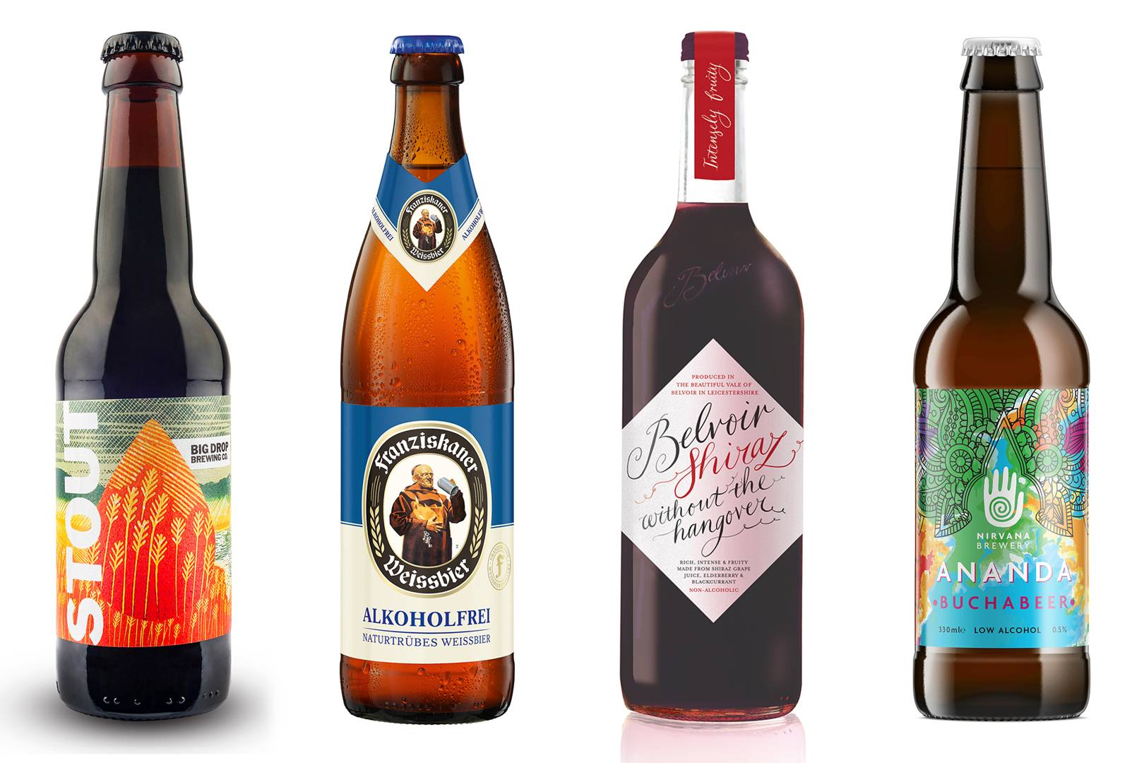 alcohol free beer and low alcohol drinks that actually taste good