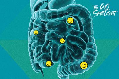 Why your gut is responsible for your happiness