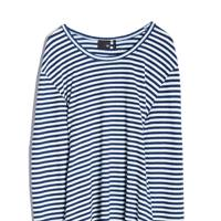 Indigo Capsule Collection by AG Breton shirt