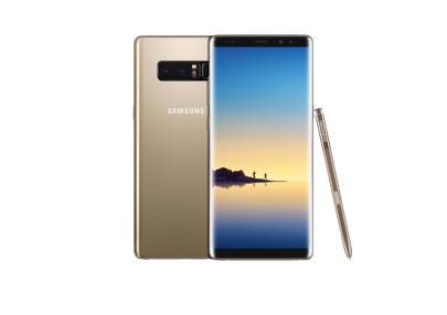 Galaxy Note8 by Samsung