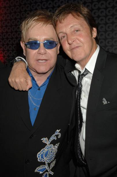 Image result for paul mccartney elton john