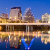 44. Direct flights to Austin